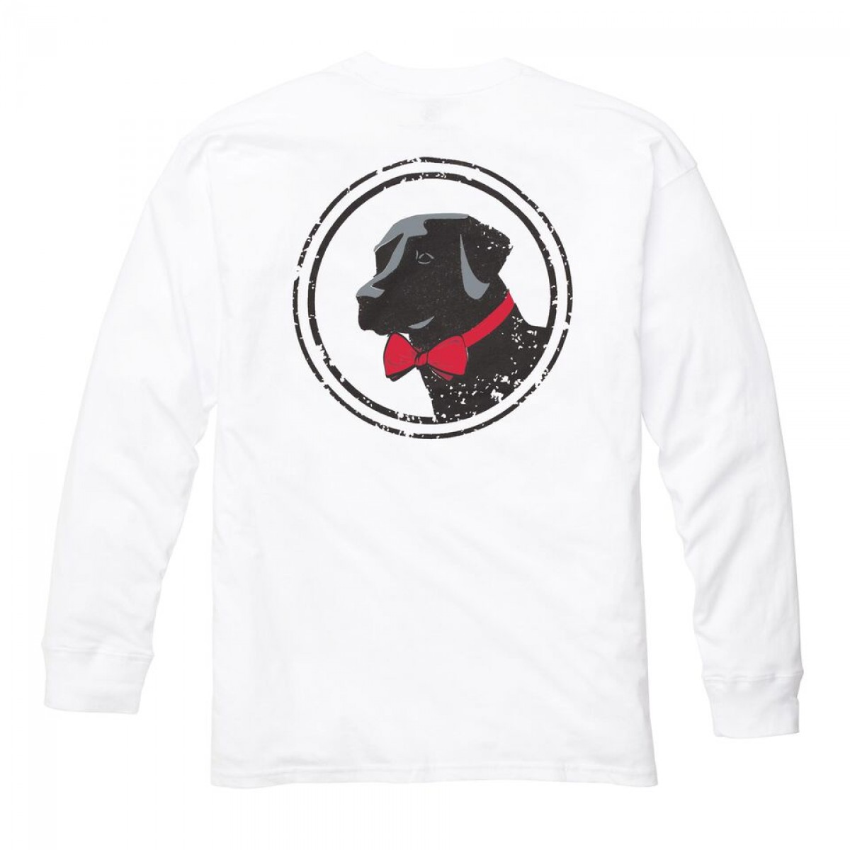 White Original Lab Longsleeve